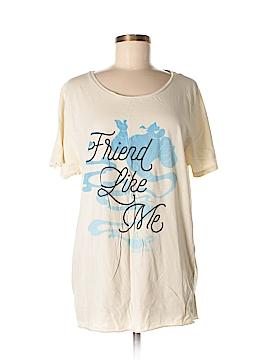 Junk Food Short Sleeve T-Shirt Size L