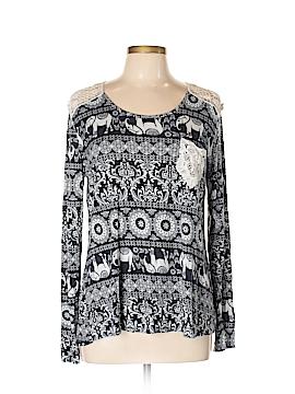 Wishful Park Long Sleeve Top Size XL