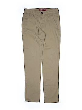 Arizona Jean Company Khakis Size 14 (Slim)