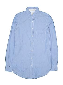 Talula Long Sleeve Button-Down Shirt Size XXS