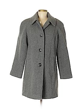 East 5th Wool Coat Size M