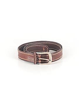 Henry Beguelin Leather Belt Size Med - Lg
