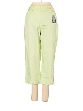 SJBactive by St. John's Bay Khakis Size 10