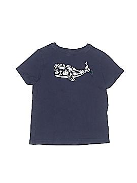 Janie and Jack Short Sleeve T-Shirt Size 6