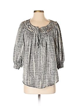 Rainn 3/4 Sleeve Blouse Size XS