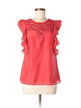 Eloise Short Sleeve Blouse Size L
