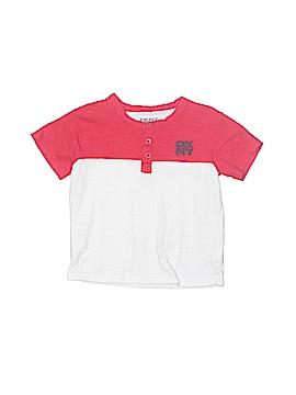 DKNY Short Sleeve Henley Size 3T