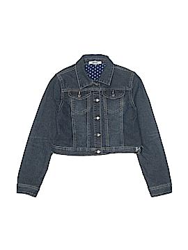 DKNY Denim Jacket Size X-Large (Youth)