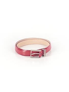 Perry Ellis Leather Belt Size L