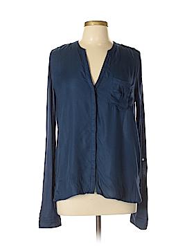 Soft Joie Long Sleeve Button-Down Shirt Size M