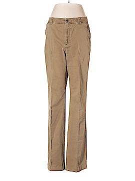 Soft Surroundings Khakis Size 8