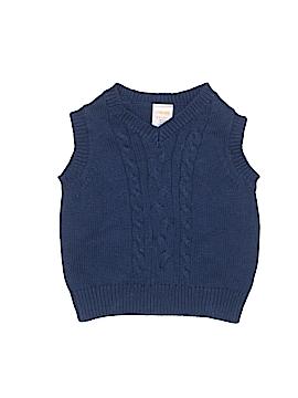 Gymboree Sweater Vest Size 3-6 mo