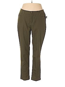 Catherines Dress Pants Size 24W (Plus)