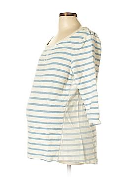 Gap - Maternity 3/4 Sleeve T-Shirt Size L (Maternity)