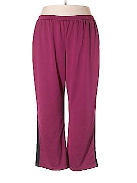 Liz & Me for Catherines Velour Pants Size 4X (Plus)