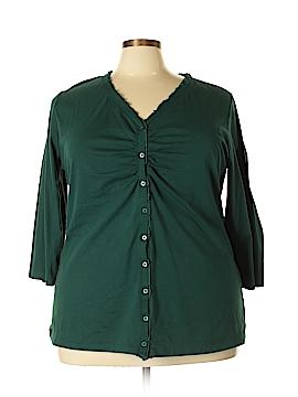 Laura Scott 3/4 Sleeve Top Size 20 - 22 (Plus)