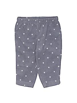 Carter's Fleece Pants Size 3 mo
