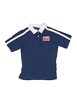 Basic Editions Short Sleeve Polo Size 6 - 7