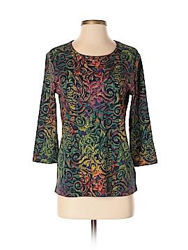 Rebecca Malone 3/4 Sleeve T-Shirt Size S