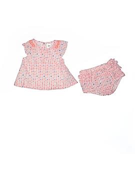 Baby B'gosh Short Sleeve Blouse Size 9 mo
