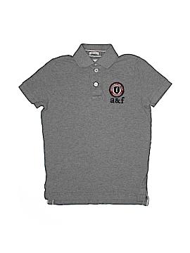 Abercrombie Short Sleeve Polo Size M (Kids)