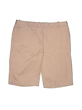 Talbots Khaki Shorts Size 10
