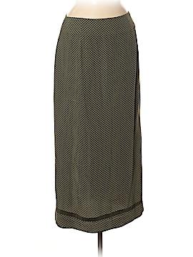 Jones Wear Silk Skirt Size 6