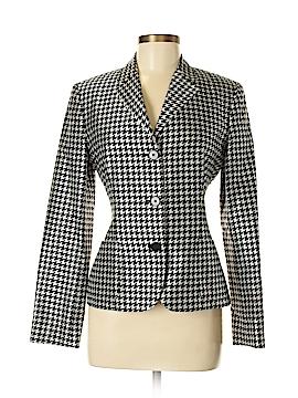 Ralph Lauren Black Label Silk Blazer Size 8