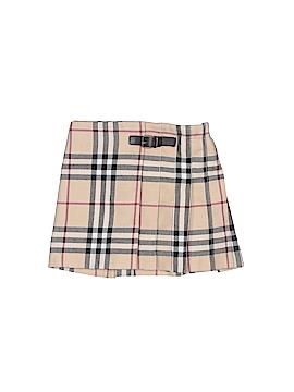 Burberry Skirt Size 2