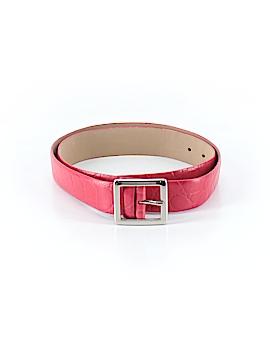 LP by Linea Pelle Leather Belt Size XL