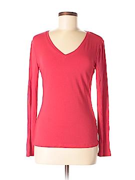 Tahari Long Sleeve T-Shirt Size M