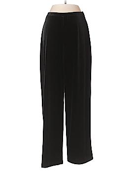 Petite Sophisticate Fleece Pants Size S