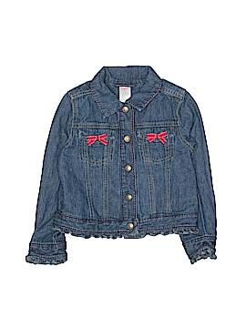 Gymboree Denim Jacket Size 5