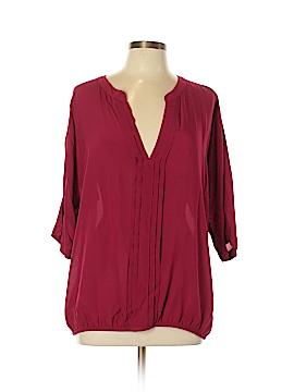 Gap Outlet 3/4 Sleeve Blouse Size XL