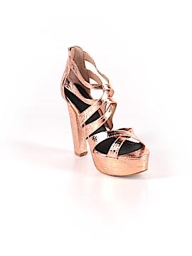 Beau Ashe Heels Size 8
