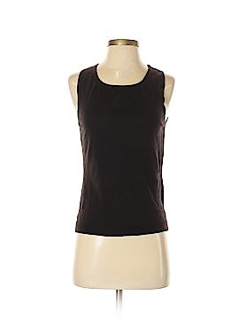 BOSS by HUGO BOSS Sleeveless Silk Top Size S