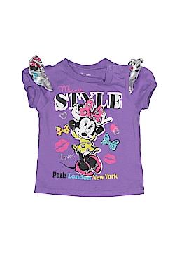 Disney Short Sleeve T-Shirt Size 24 mo