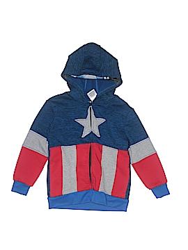 Marvel Zip Up Hoodie Size 6