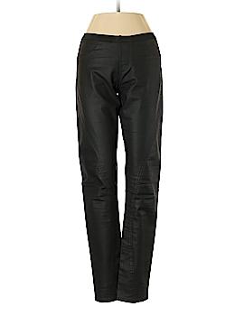 Leara Woman Faux Leather Pants Size 6