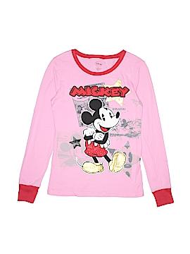 Disney Long Sleeve T-Shirt Size M (Youth)