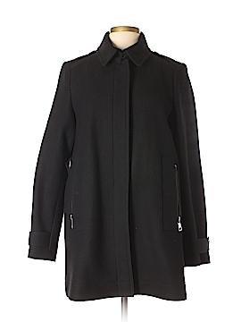 Burberry Brit Wool Coat Size 12