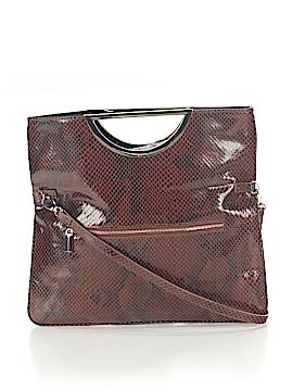 White House Black Market Leather Crossbody Bag One Size
