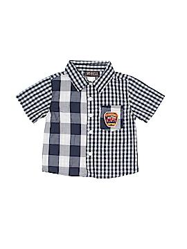 Z Boys Wear Short Sleeve Button-Down Shirt Size 12 mo