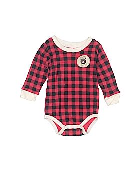 Baby Aspen Long Sleeve Onesie Size 0-6 mo