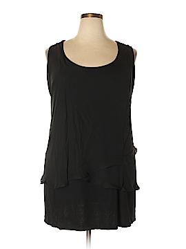Catherines Sleeveless Blouse Size 5X (Plus)