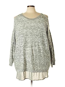 Torrid Pullover Sweater Size 5 (Plus)