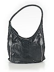 Carlos Falchi Leather Shoulder Bag