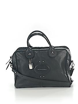 Longchamp Leather Satchel One Size