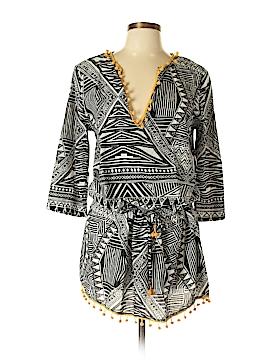 Shiraleah 3/4 Sleeve Blouse Size L