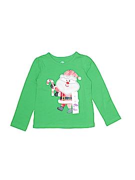 JK Kids Long Sleeve T-Shirt Size 4T